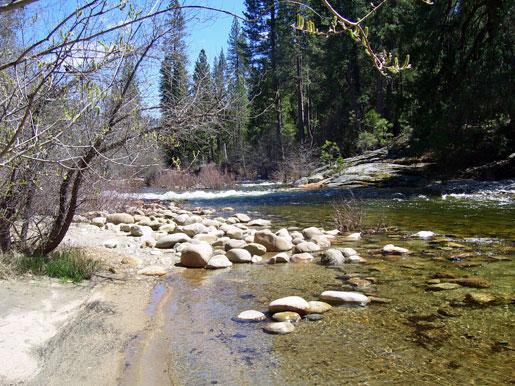 South Fork Merced River