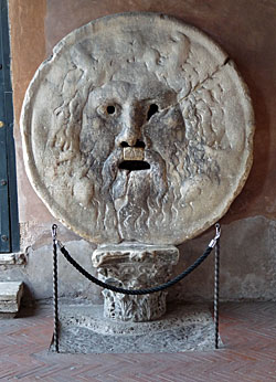 La Bocca della Verità (The Mouth of Truth)