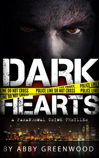 Dark Hearts, a 2016 Kindle Scout winner!