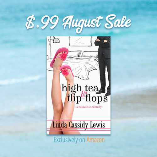 Sale High Tea & Flip-Flops
