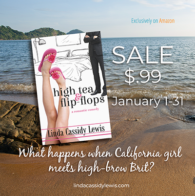 Buy High Tea & Flip-Flops today!