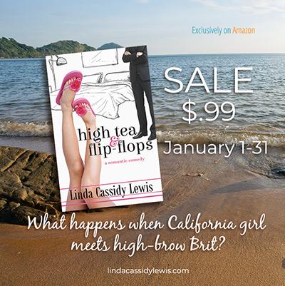 Buy High Tea & Flip-Flops today!