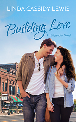 The front cover of Building Love