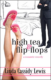 High Tea & Flip-Flops book cover